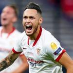 El Sevilla se mueve para retener a Ocampos / Elintra.com