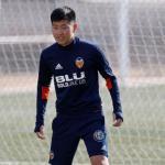 El Valencia debe hacer lo posible para quedarse a Kangin Lee / Valenciacf.com