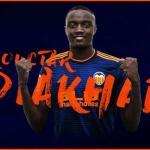 El Valencia recupera a Diakhaby cuanto más falta hace / Valenciacf.com