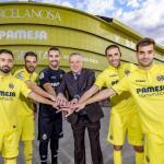 El Villarreal piensa en el regreso de Moi Gómez / Twitter