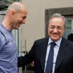 El cambio de ciclo en la delantera del Real Madrid.