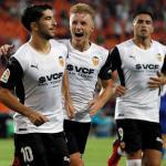 El Valencia CF descarta a Marcos André y va por su plan B