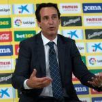 Emery tiene claros los objetivos del Villarreal