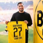 Emre Can se queda en el Borussia / Besoccer.com