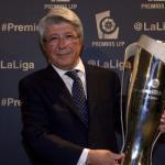 Enrique Cerezo, presidente del Atlético de Madrid / LaLiga