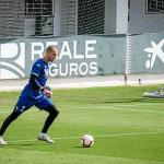Pau López más cerca de quedarse en el Real Betis Balompié / Estadio Deportivo