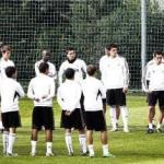 Entrenamiento del Real Madrid/ lainformacion.com/ EFE