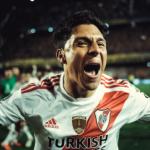"Enzo Pérez habló de su posible salida de River Plate ""Foto: NoticiasCelta"""