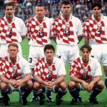 La Croacia de Francia 98, una de las míticas