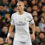 Pepe / Real Madrid.