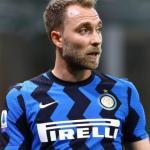 Eriksen está muy decepcionado con el Inter de Milán / Sempreinter.com