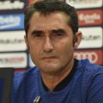 Valverde reconoce que el Barça se interesó en Carlos Vela. Foto: MD