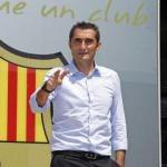 Ernesto Valverde, entrenador del Barça. Foto: FC Barcelona.