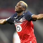 Esfuerzo final del Nápoles por Osimhen / Ligue1.com