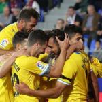 Espanyol, celebrando un gol esta temporada / twitter