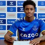 """El Everton firma uno de los caramelos del verano: Demarai Gray por 2 millones """"Foto: Everton FC"""""""