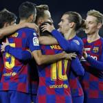 """Frente al Granada sí vimos al FC Barcelona de verdad """"Foto: Culemania"""""""