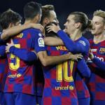 """El FC Barcelona juega mejor que nunca, pero defiende peor que nunca """"Foto: Sport"""""""