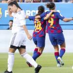 Ya existía la otra dimensión del fútbol femenino   Foto: AS