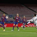 Foto Análisis | Los errores del Barcelona en el gol de Weston McKennie
