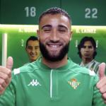 ¿Hasta cuando aguantará Fekir en el Real Betis?