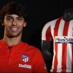 La compatibilidad de James Rodríguez y Joao Félix, en el aire / Atlético de Madrid