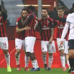 El Milan ha tenido un curso irregular / Getty Images