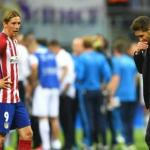 Fernando Torres no soportaba el afán de protagonismo de Simeone. Foto:El Español