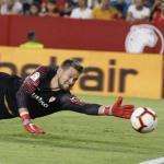 El Sevilla encuentra a un competidor para Thomas Vaclík | FOTO: SEVILLA