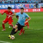 Ferreira Carrasco durante un partido. / cadenaser.com