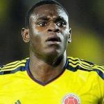 Duván Zapata, con la selección de Colombia / marca.com.