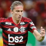 """Filipe Luis hace historia con el Flamengo """"Foto: Be Soccer"""""""