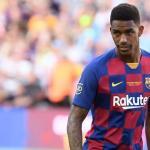 Júnior Firpo tiene los días contados en el Barcelona
