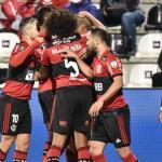 El impresionante XI de Flamengo con la llegada de Pereira y Kenedy