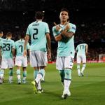 Lautaro celebrando un gol con el Inter. / beinsports.com