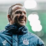Flick no dejará el Bayern de Múnich. Foto: Bayern