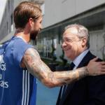 Florentino Pérez y Ramos / Real Madrid