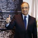 Florentino Pérez, en un acto del club / twitter