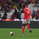 Florentino Luis es uno de los nuevos talentos portugueses | FOTO: BENFICA