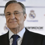 Florentino Pérez durate un acto / Youtube