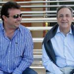 José Ángel Sánchez y Florentino Pérez / El confidencial