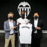 OFICIAL: Dimitri Foulquier, nuevo jugador del Valencia CF