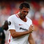 Franco Vázquez tiene ofertas para salir del Sevilla / Eldesmarque.com