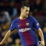 Sergio Busquets en un partido / FC Barcelona