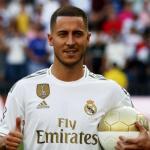 Hazard en el Real Madrid / Real Madrid