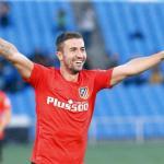Gabi prepara su regreso al Atlético de Madrid