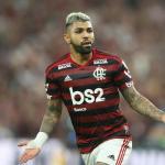 Gabigol en un partido con el Flamengo. / todofichajes.com