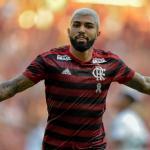 Gabigol en un partido con el Flamengo. / planetfootball.com