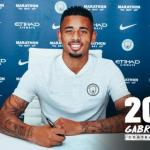 Gabriel Jesús renueva con el Manchester City / Manchester City