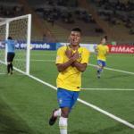 Gabriel Verón es una de las promesas más importantes de Brasil | FOTO: BRASIL